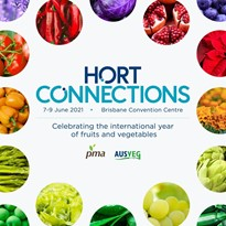 We're heading to Hort Connections 7-9 June 21!