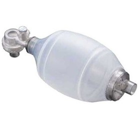 Resuscitator BVM Adult Disposable with #5 Mask (No Pop-Off) | Liberty