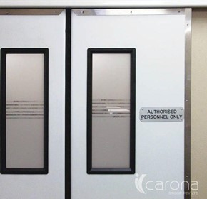 Sliding Pedestrian Access Doors 7000 Series