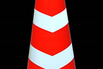 Illuminated Traffic Cones