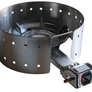 Nationwide Electrical | Wind Shield for Small Ring Gas Burners