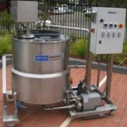 Sepak | Milk Pasteurizer | MP-Series