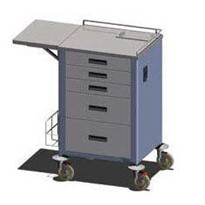 9-18 Unit Medication Trolleys