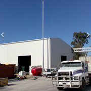 Lightning Protection Terminal Elevation Masts Manufacturer