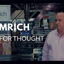 Emrich's advice to acquiring new packaging machinery