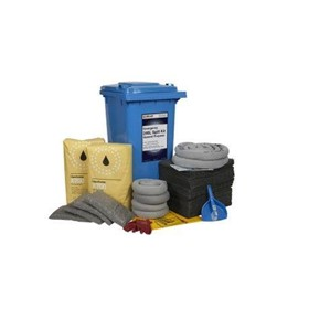 240 Litre General Purpose Wheelie Bin Spill Kit