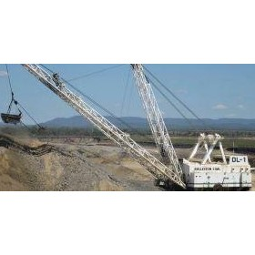Dragline Replacement Parts by Hofmann Engineering