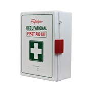 National Workplace First Aid Kit Wall Mount ABS Case
