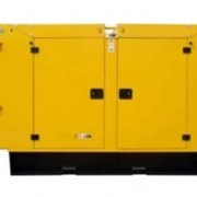 Diesel Powered Generator | 1500Rpm Three Phase Soundproof