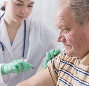 Stronger flu vaccinations for Australians over the age of 65