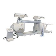 Double Head Sawing Metal Cutter Machine