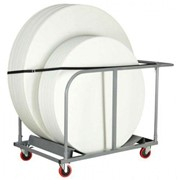 Round Table Trolley