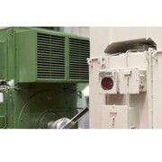 NEMA Standard Electric Motors - High Voltage (HV)