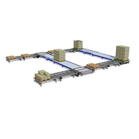 Bundle & Pallet Conveyors