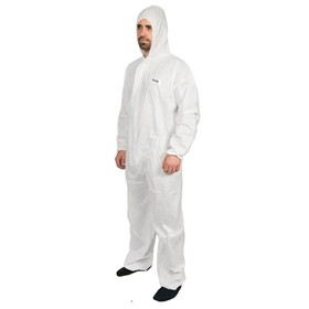 Hi-Cal SMS Triple Layer Disposable Coveralls