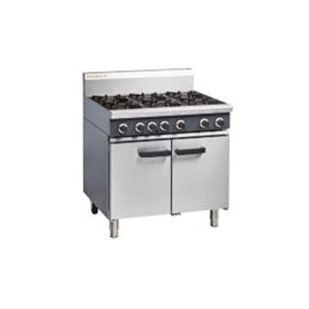 CR9D - 900mm Gas Ranges - Gas Static Oven Range
