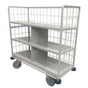 Steel Linen Trolleys