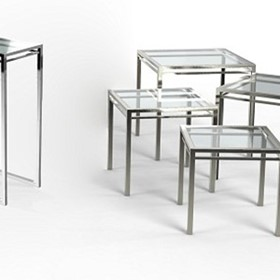Nesting Tables | Presentation Cube