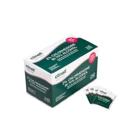 2% Chlorhexidine in 70% Alcohol, pkt of 240pcs | Disinfectant Wipes
