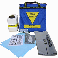 Spill Kits | 10 Litre Battery Acid SKU - TSSBSK