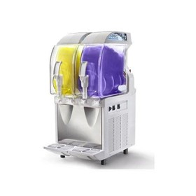 I-Pro Mechanical Slush Machine - 2 x 11 Litre Bowls