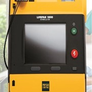 Lifepak 1000 Defibrillator – With ECG Display