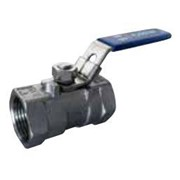 One Piece Reduced Port 316 S/S Ball Valve