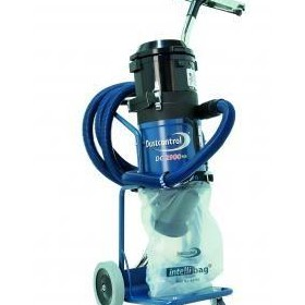 Dustcontrol DC2900c H Class Vacuum, HEPA Filter, Single Phase