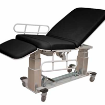 General 3 Section Top Ultrasound Examination Table | Medical