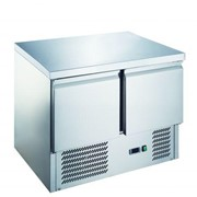 Thermocool 2-Door Work Top/UnderBench Fridge 240L