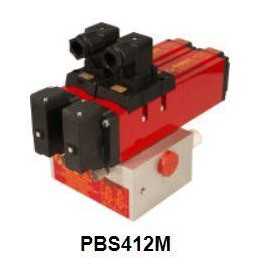 Monitored Pneumatic Valves | PBS412M