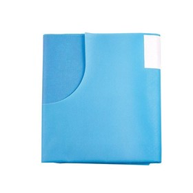 U-Shape Medical Drape 150cm x 100cm Sterile