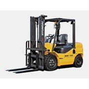 Diesel Powered Forklift | 20, 25, 30, 35D-7SA | Tier 2 Engine