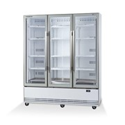 SKOPE | ActiveCore Glass Door Fridge | BME1500N-A