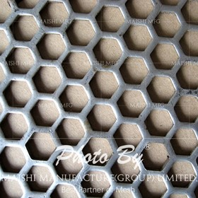 Perforated Metal & Wire Mesh
