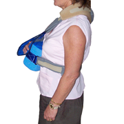 Arm Sling & Abductor Pillow | Manufacturing