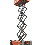 Rough Terrain Scissor Lift | Summit SC1218-AWD