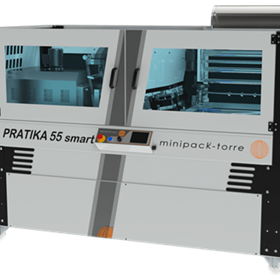Automatic Shrink Wrapping Systems | Pratika 55 Smart