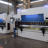 Synchronized CNC Press Brakes | Euro Accurl MB8 Series