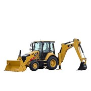 Side Shift Backhoe Loader | 422F2