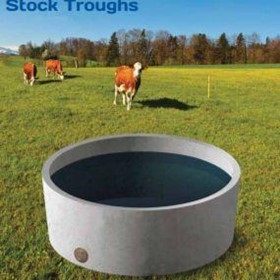 High Quality Stock Troughs
