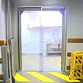 PVC Swing Doors | Coldshield 2400