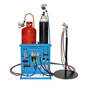 Flame Spray Anti-Corrosion Coating System | MK 73