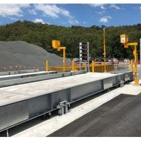 Above Ground Weighbridges