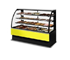 Curved Glass Cake Display Case | EVO 150 Patisserie