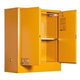 Toxic Substance Storage Cabinet 160L