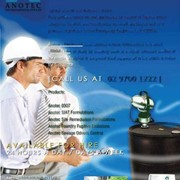 No retention time,  instant odour control at your fingertips and it is al bucket chemistry with the FOGMASTER DM
