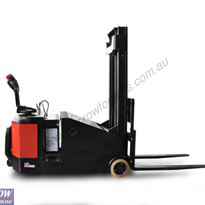 Electric Counterbalance Stacker 1200 & 1500kg | ES12-12CS/ES15-15CS