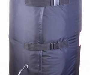 HHWD drum heater jacket is IP56 rated