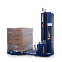 Semi Automatic Stretch Pallet Wrapping System | Q-300 XT